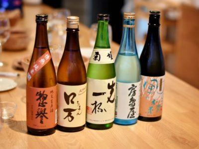 西新宿 日本酒