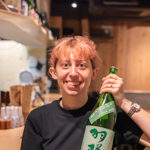 日本酒居酒屋スタッフ