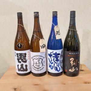 日本酒 持ち帰りセット